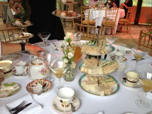 Afternoon tea Essex