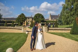 wedding Aynhoe park