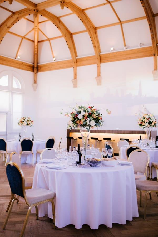 Bloomsbury house wedding