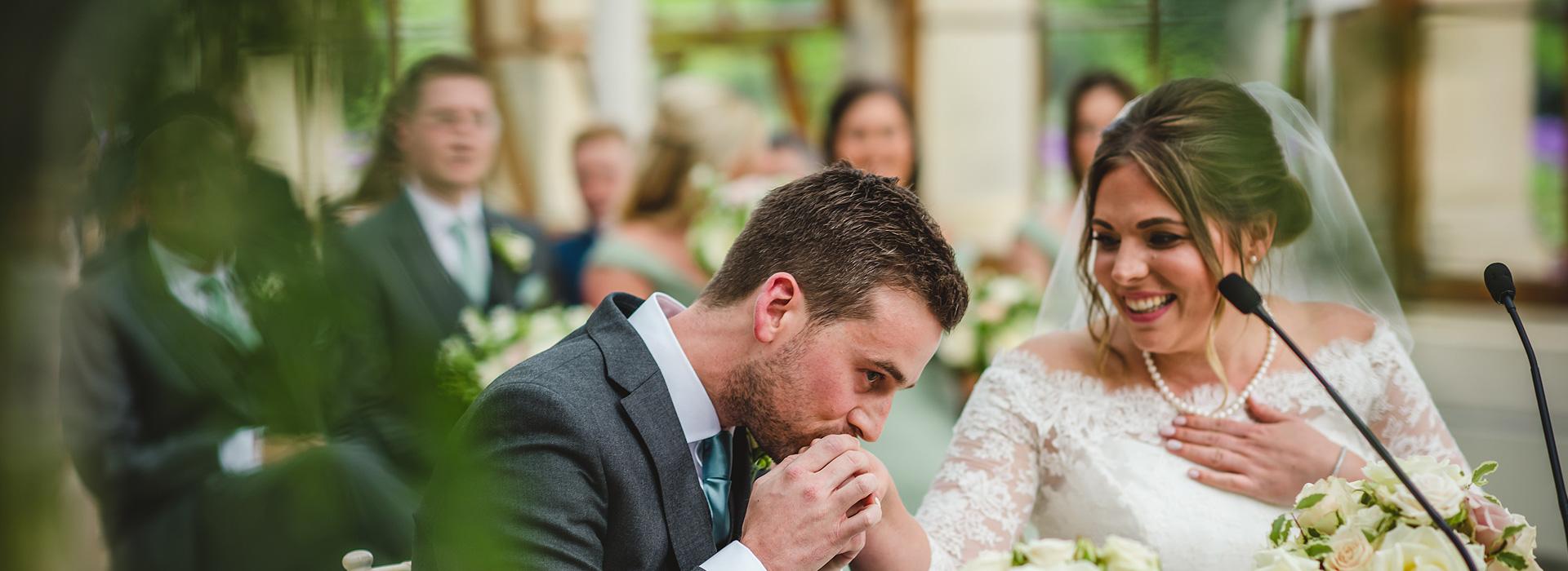 London Wedding<br>Kew Gardens<br><span style=