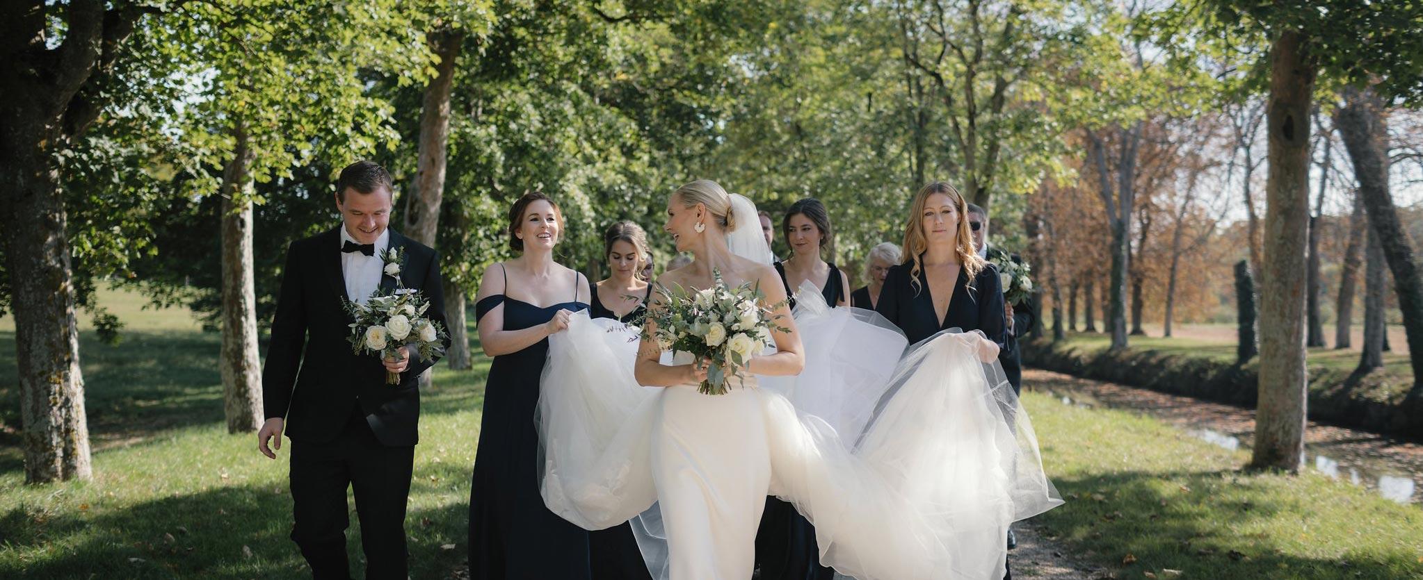 Destination Wedding<br>France<br><span style=