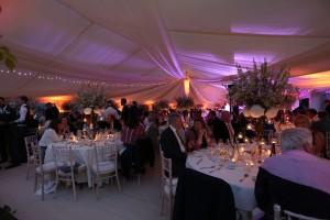 marquee wedding Hertfordshire
