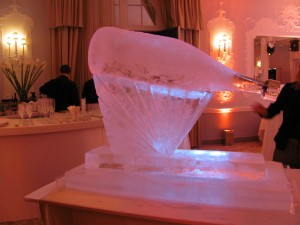 London party at The Dorchester