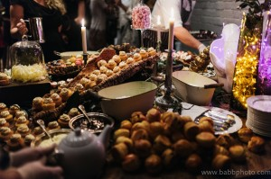 Luxury party planning London