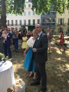 London wedding planner, Louise Perry Weddings plans weddings in London. Luxury wedding planner