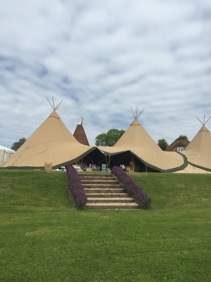 tipi wedding Essex