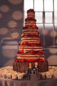 Amazing cake at London wedding Planner Louise Perry