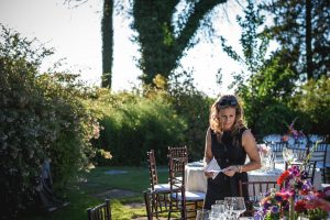 Luxury wedding planner